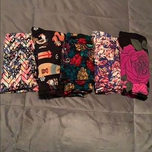 Leggings bundle - Lularoe